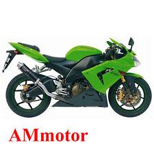 Mivv Kawasaki ZX-10 R 2004 04 Pot D' Echappement Moto Gp Carbon