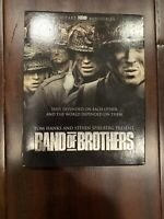 Band of Brothers (Blu-ray Disc, 2015, 6-Disc Set) Digital may not work