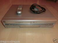 JVC DR-MV1 DVD-Recorder / VHS-Videorecorder, inkl. FB, 2 Jahre Garantie