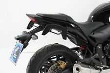 Honda CBR 600 F PANNIERS HEPCO & BECKER XTRAVEL FOR C-BOW CARRIERS 2011-