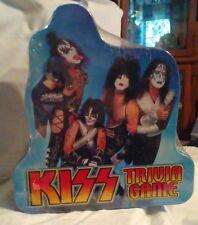 Kiss Collectors Tin Trivia Game 2003/New Mint
