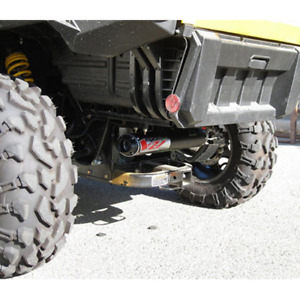 - Evo Utility Series Exhaust Can Am Slip on~2018 Can-Am Commander Max 1000 XT