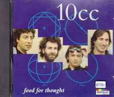 10cc + CD + Food For Thought + Starkes Album mit 14 tollen Songs + NEU +