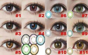 Lentes Contacto Color Compra Online En Ebay