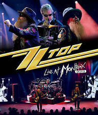 ZZ Top Live at Montreux 2013 DVD 2014