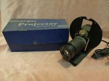 Vintage WORKING Argus PA-101 Rotary Slide Projector with Coated Lens