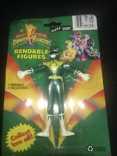 Bandai Mighty Morphing Green Power Rangers Action Figure