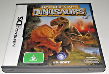 Dinosaurs Combat of Giants Nintendo DS 2DS 3DS Game *No Manual*