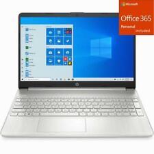 HP 15 Series 15.6  Touchscreen Laptop AMD Athlon Gold 4GB RA + Office 365 Bundle