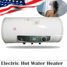 Electric hot Water Heater Faucet quick Heating tap Shower Instant Heat Bathroom