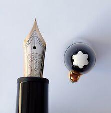 Montblanc Meisterstuck 146 LeGrand Test Fountain Pen EF