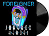 Foreigner ‎- Juke Box Heroes Exclusive Limited Edition Black Colored Vinyl LP