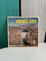 View-Master HOOVER DAM Arizona-Nevada - A158 - 3 Reel Set