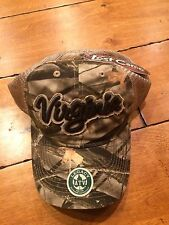 VIRGINIA CAVALIERS NCAA Lost Camo Script Trucker Hat Legacy ATV