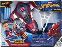 Nerf Spiderman  Web shooter NEW 2020