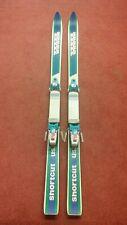 K2 Shortcut USA 150cm Skis with Tyrolia Bindings