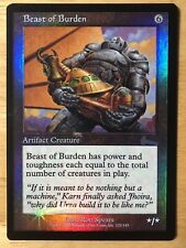 FOIL Beast of Burden Urza's Legacy mtg NM-
