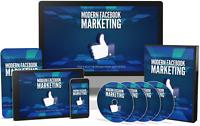 Modern Facebook Marketing Guide- A Digital Book PLR With Resell Rights!
