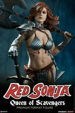Sideshow Red Sonja Premium Format Statue - Exclusive Edition #1169/1500 New