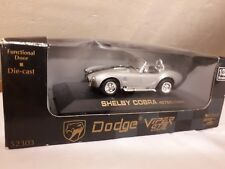 Shelby Cobra 427 s/c  -new ray au 1/32