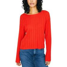 Sanctuary Womens Lilith Knit Wool N Pullover Sweater Top BHFO 7913