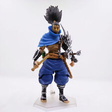 Figma LOL League of Legends Yasuo The Unforgiven PVC Action Figure New In Box
