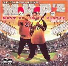 New: M.V.P.'z: Most Valuable Playaz Explicit Lyrics Audio Cassette