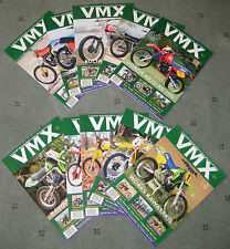 VMX Magazine Back Issue Pack 1 - Select 10 Back Issues of VMX Magazine!