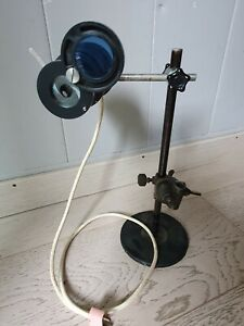 Ancien Projector, Lamp Industrial, Special Effects Photo, Movie Fixation Lita