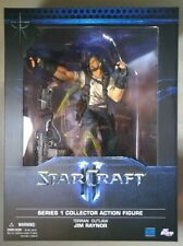 Starcraft 2: Jim Raynor - Blizzard - DC Unlimited - PVC Figure - IN SEALED BOX!