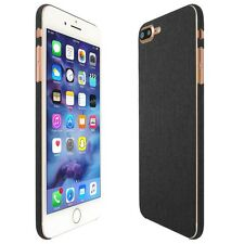 Skinomi Brushed Steel Skin+Clear Screen Protector For Apple iPhone 7 Plus