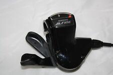 Shimano Alfine8 SL-S7000 8-Gang Schalthebel Shifter Rapidfire 1700mm. Schwarz