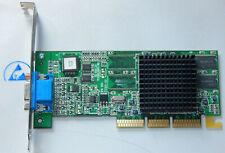 ATI Rage 128 Ultra 16 MB Graphic Card Grafikkarte AGP VGA 1027311402 OEM Dell