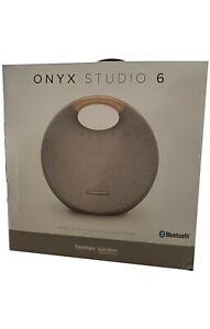 Harman Kardon Onyx Studio 6 Wireless IPX7 Waterproof Bluetooth Speaker New