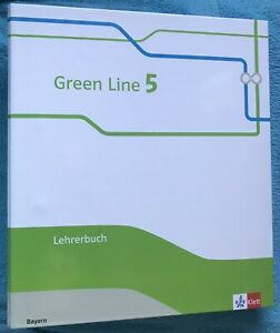 Green Line 5  Bayern.  Lehrerbuch