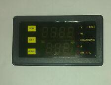 TENSIONE DC 0-120V 0-50A capacità di corrente POWER CARICA SCARICA BATTERIA MONITOR