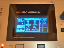 Elektron Machinedrum MD Monomachine MM Custom VF Display !