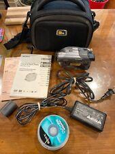 Sony Handycam Dcr-Dvd205 Handheld Camcorder