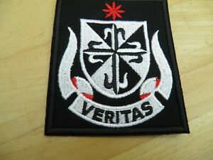 St. James Catholic School Blazer  Badge (Veritas)Brand new
