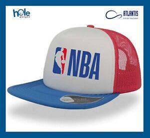 Cappello NBA con Visiera Piatta Baseball Rapper Hip Hop da Uomo Donna Berretto