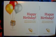 2019 S US Mint Happy Birthday Proof Coin Set (19RE)