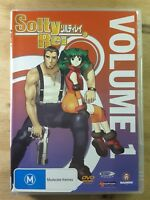 Solty Rei Vol 1 DVD - Japanese Version English Subs - ANIME MANGA - Region 4