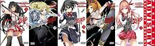 Akame Ga Kill ZERO MANGA Series Collection Set Books 1-5 Paperback By Takahiro