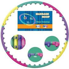 New Hula Hoop Magnetic Therapy Massage Hula Hoop Slim Abdominal Exercise #C581