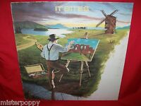 IT BITES The big lad in the windmill LP 1986 ITALY MINT- Psych Prog