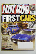 Hot Rod 340 Mopar Shirley Muldowney Mustang Twin Turbo Ted Nguyen Toyota Camaro