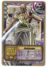 ONE PIECE CCG • Ohm Skybreeder RARA FOIL ITALIANO CS-C08 • All'Arrembaggio