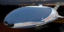 Aeroscraft Aeros Aircraft Airplane Wood Model Free Ship