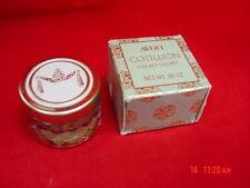 Vintage Avon Cotillion Cream Sachet Boxed Used