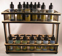 Sphere Products - Medium Paint Rack for Foundry/Humbrol type paints.